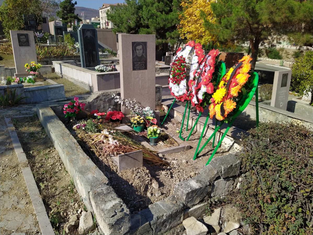 Hautausmaa Vuoristo-Karbahissa