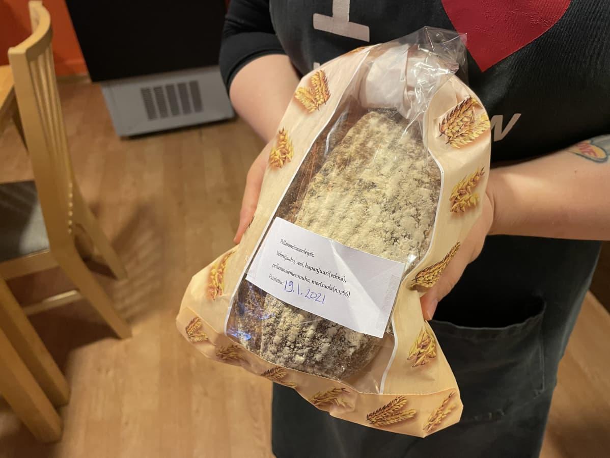 Café Murusen leipä.