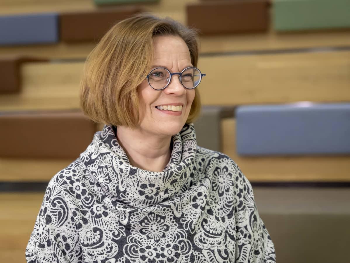 Apulaisprofessori Kaija Collin, Jyväskylän yliopisto.