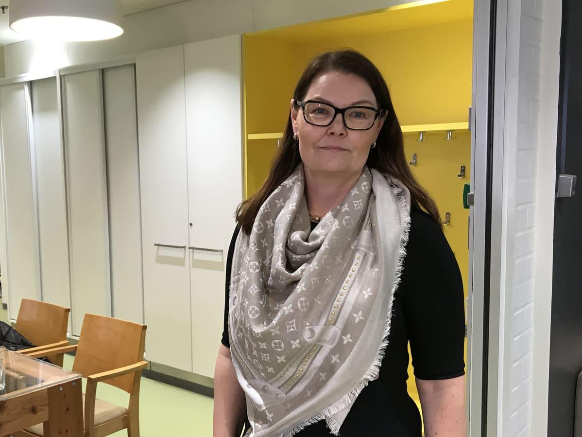 Kati Nevalainen, Matkahuolto Oy
