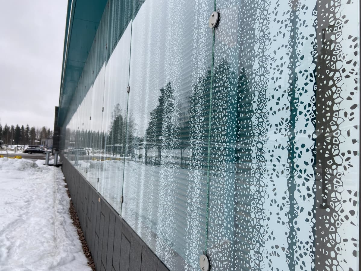Vuonna 2016 valmistunut Tampereen yliopiston läätieteen ja terveysteknologian tiedekunnan kampusrakennus