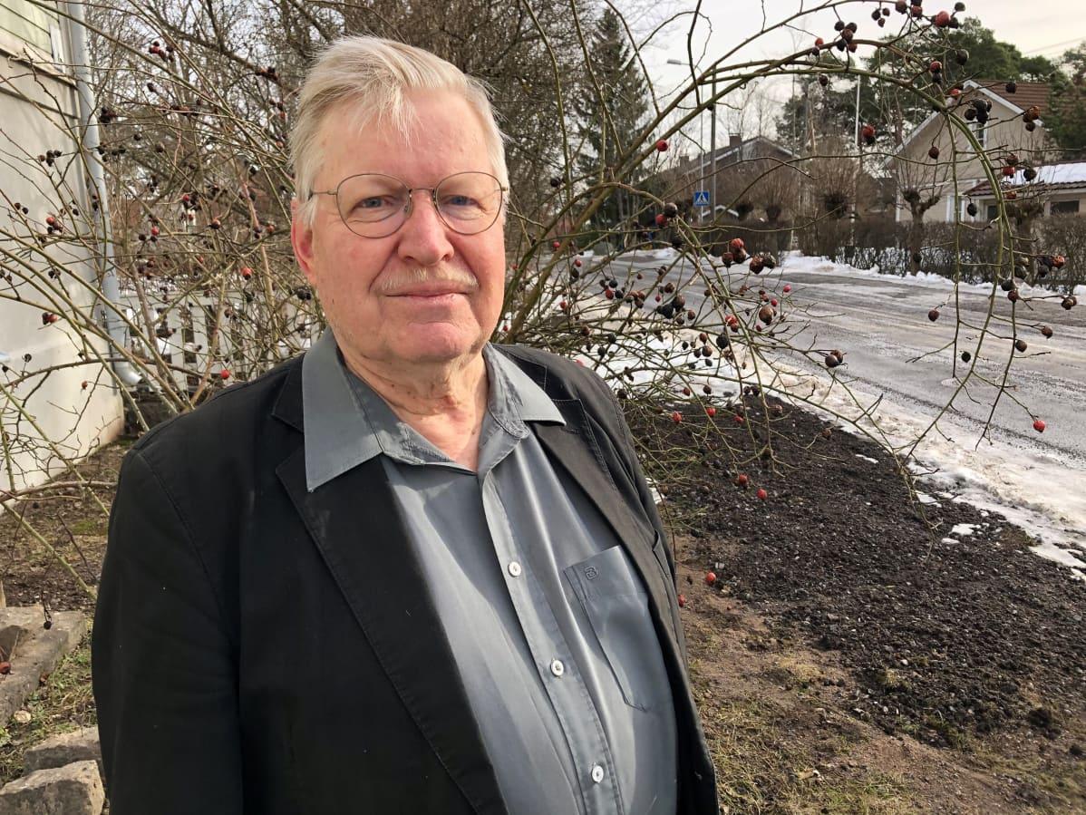Emeritusprofessori Heikki Paloheimo