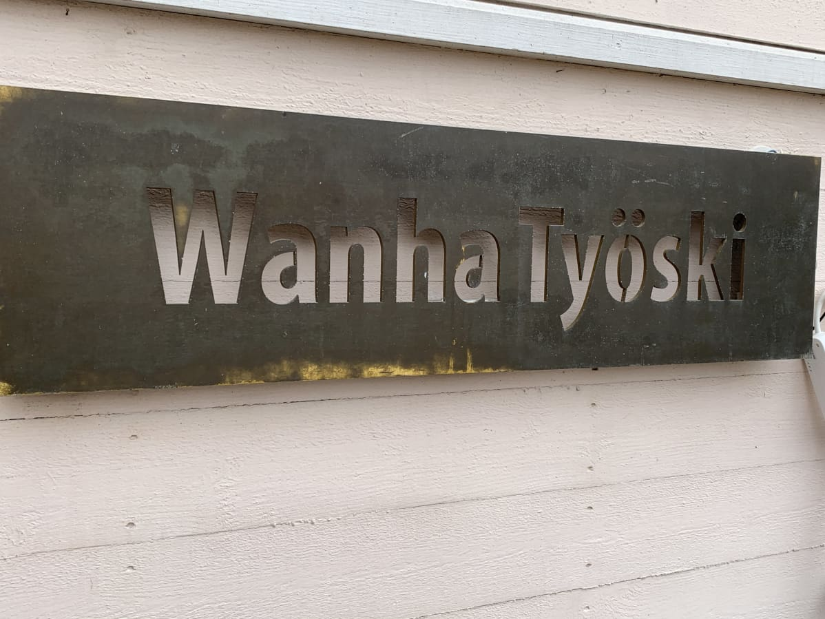 Haminalainen ravintola Wanha Työski
