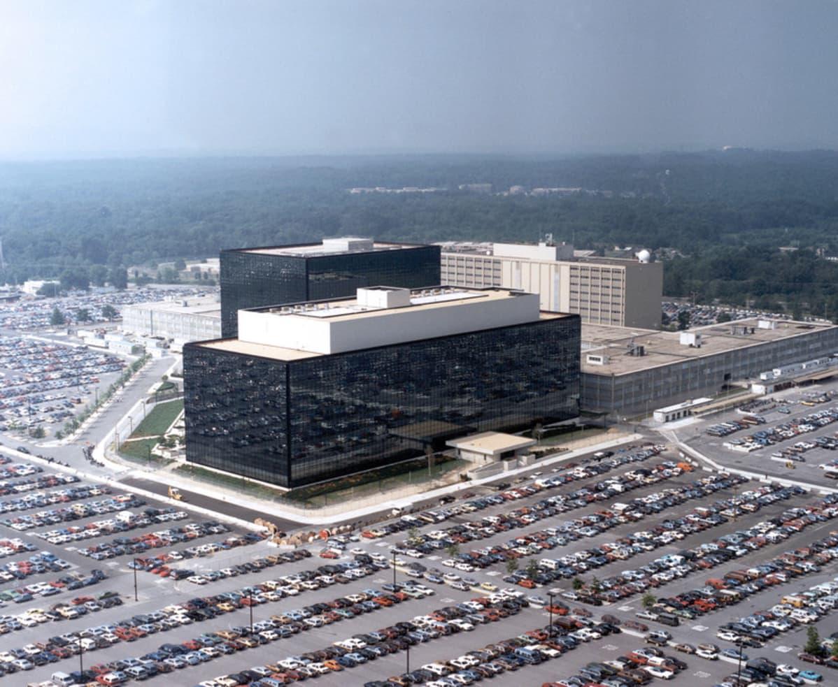 NSA:n päämaja