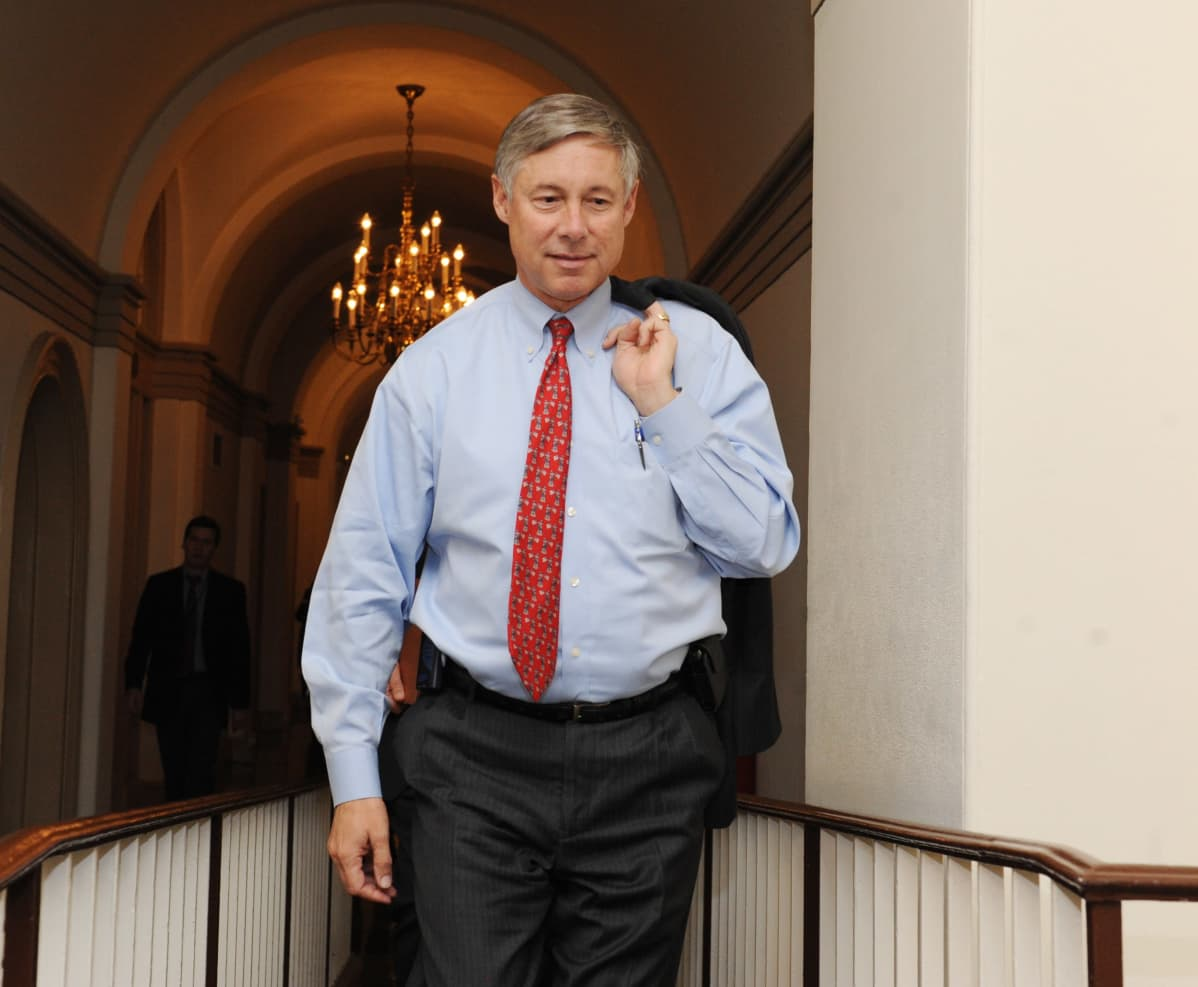 Republikaaniedustaja Fred Upton