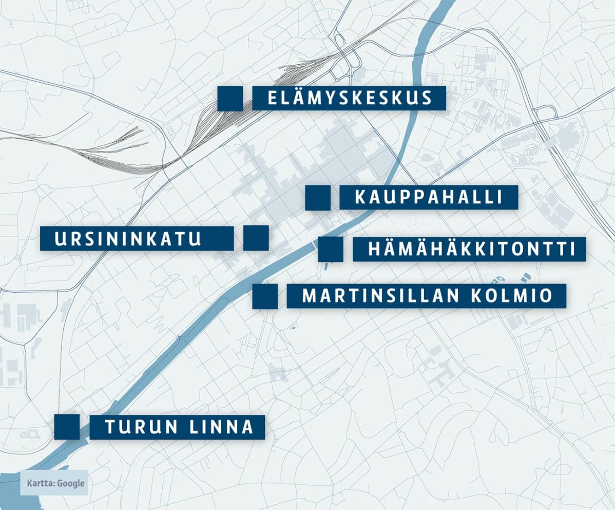 Turun Uuden Konserttitalon Paikasta Paatetaan Syksyn Aikana