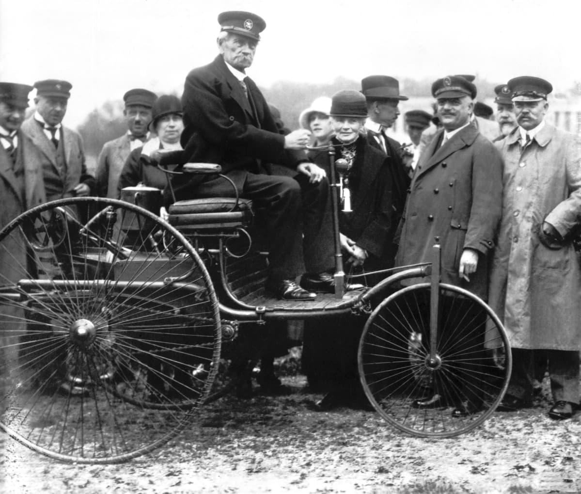 Carl Benz 1925