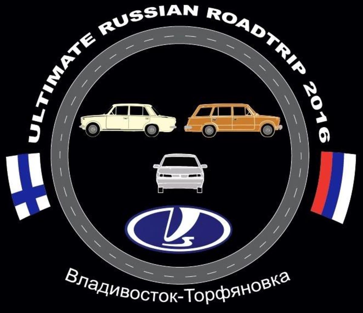 Ultimate Russian Roadtrip, Ladalla Vladivostokista Vaalimaalle.