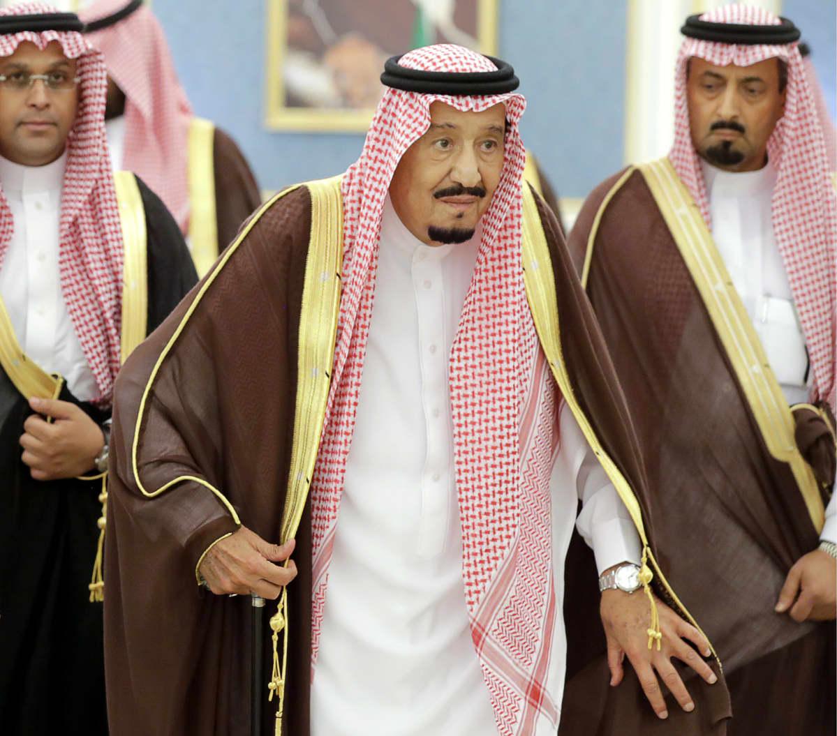 Salman bin Abdulaziz Al Sau