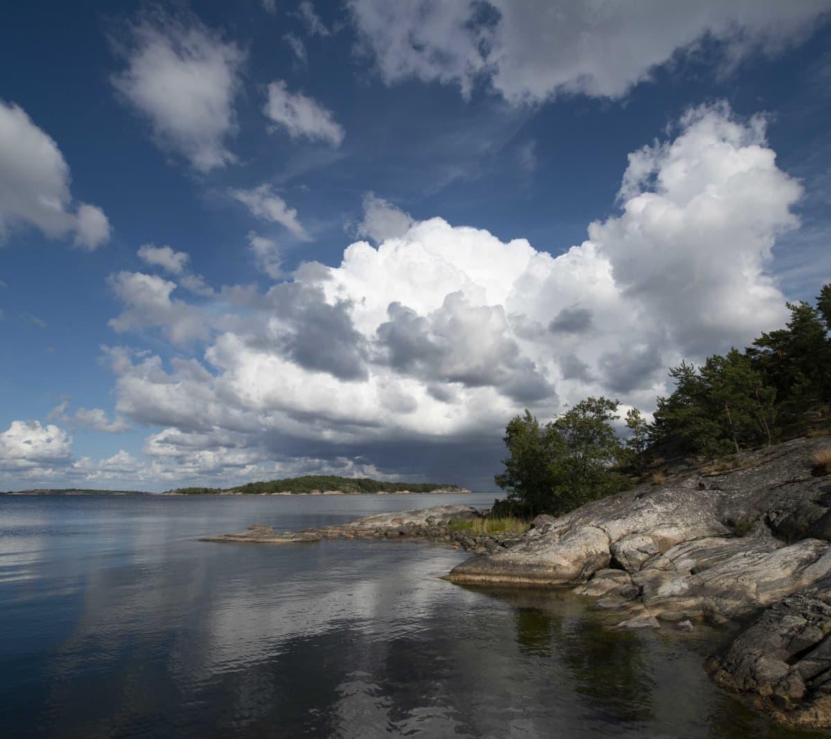 Boskär, Saaristomeri