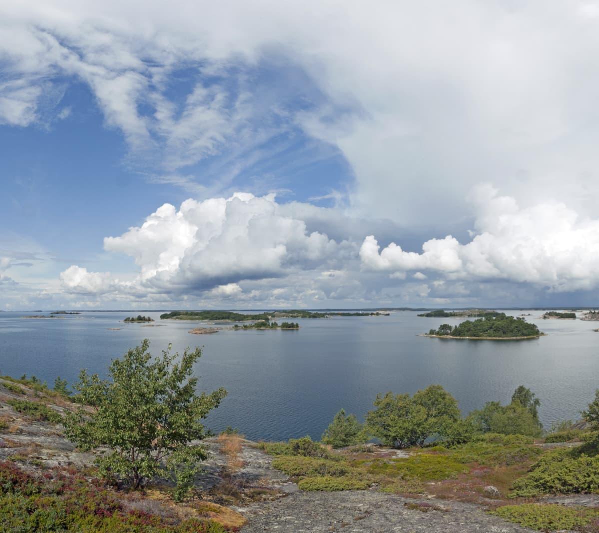 Berghamn, Saaristomeri