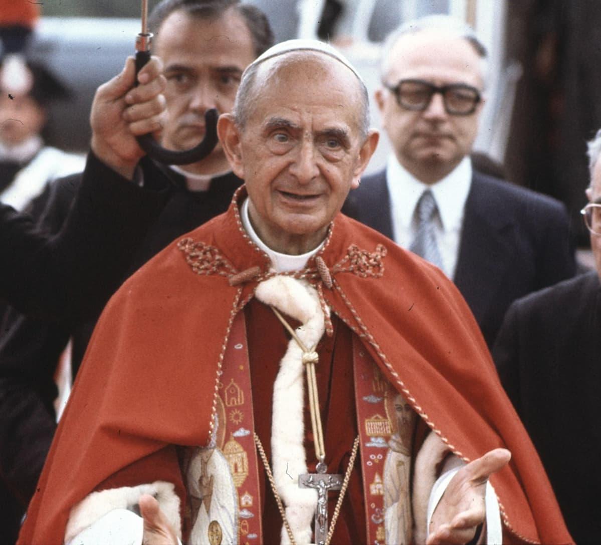 Paavi Paavali VI.