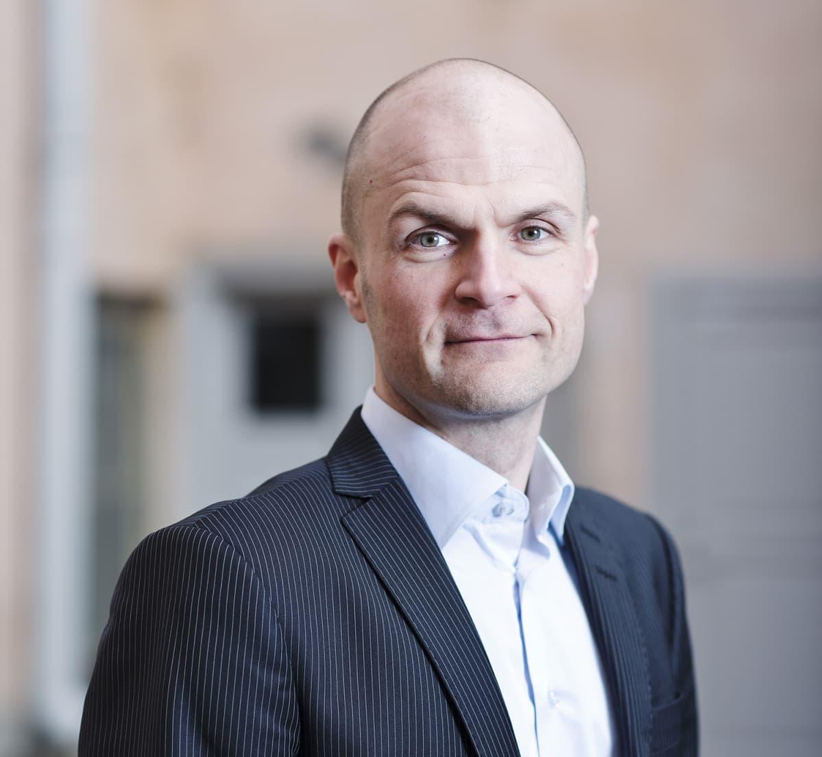 finanssiyhtiö Fellow Financen toimitusjohtaja Jouni Hintikka.