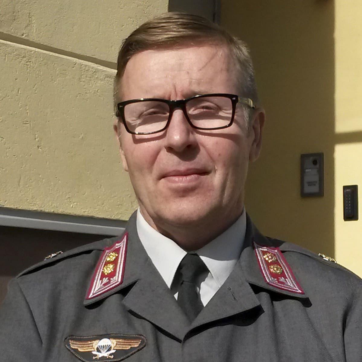 Hans Forsman.