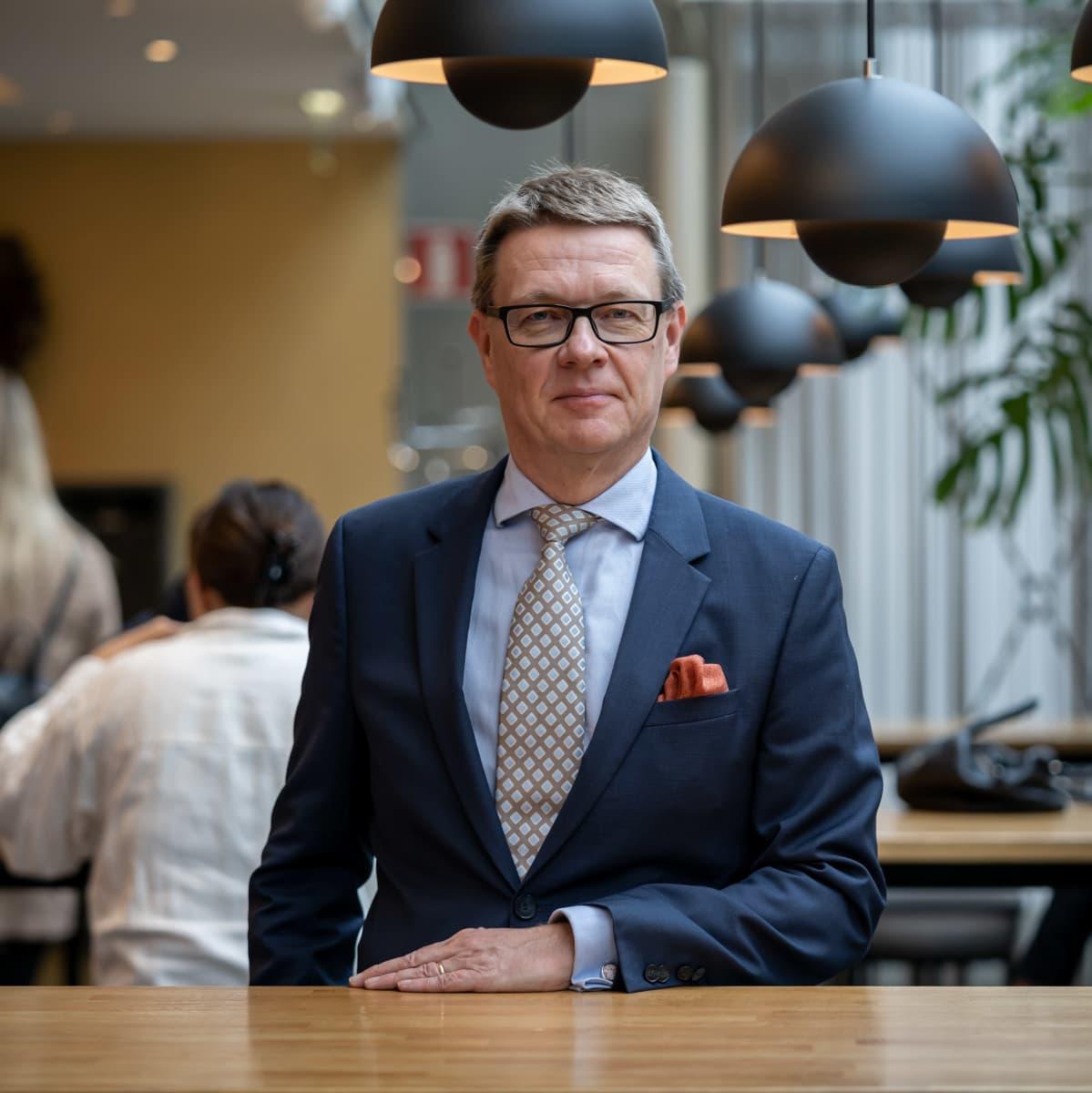 Matkailu- ja Ravintolapalvelut MaRa ry:n toimitusjohtaja Timo Lappi