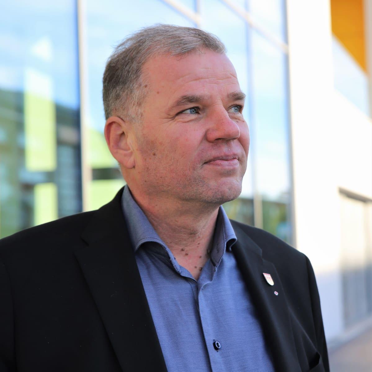 Kaarinan kaupunginjohtaja Harri Virta