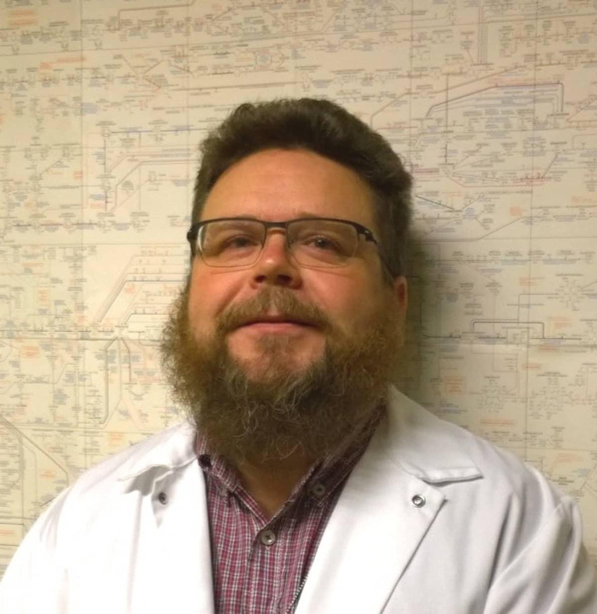 tutkija Juha-Matti Pihlava Luke