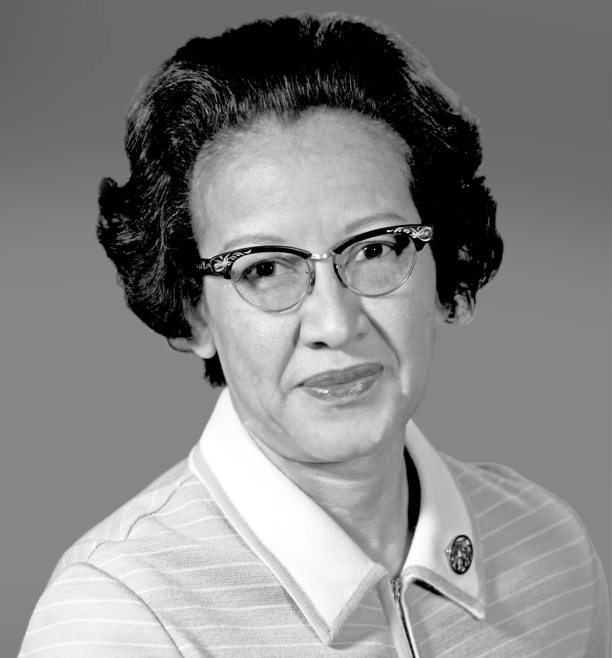 katherine johnson.