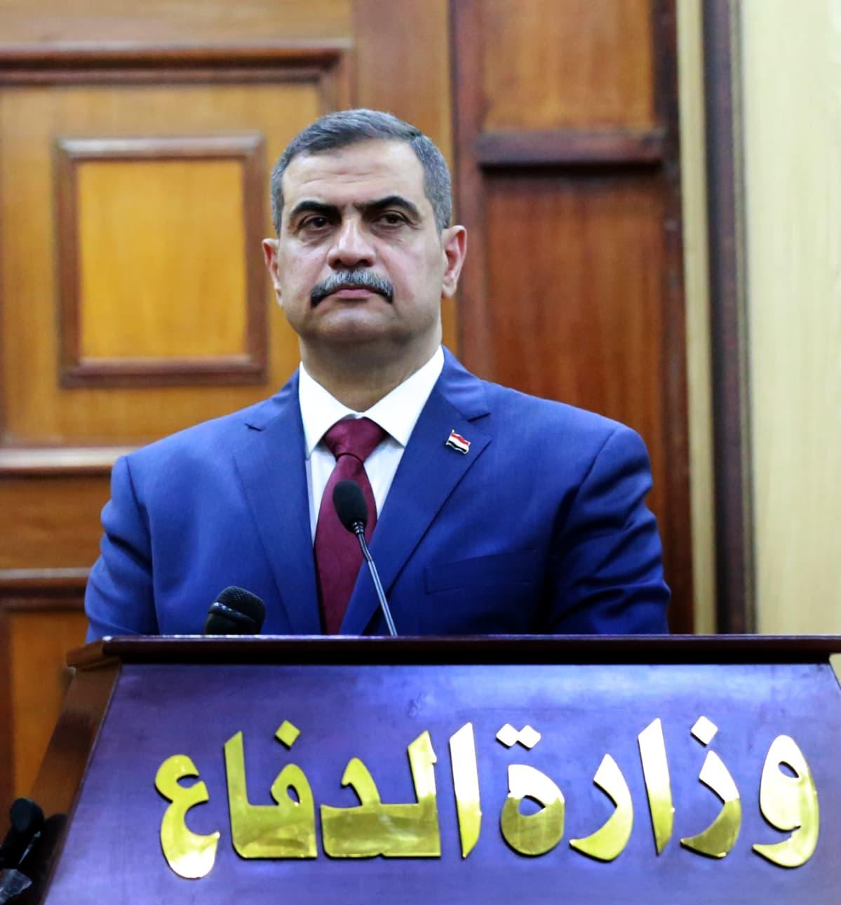 Najah al-Shammari.