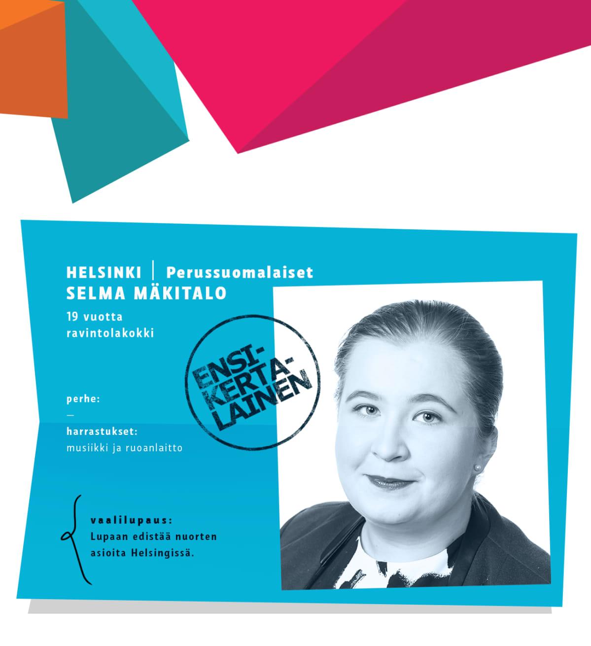 Selma Mäkitalo
