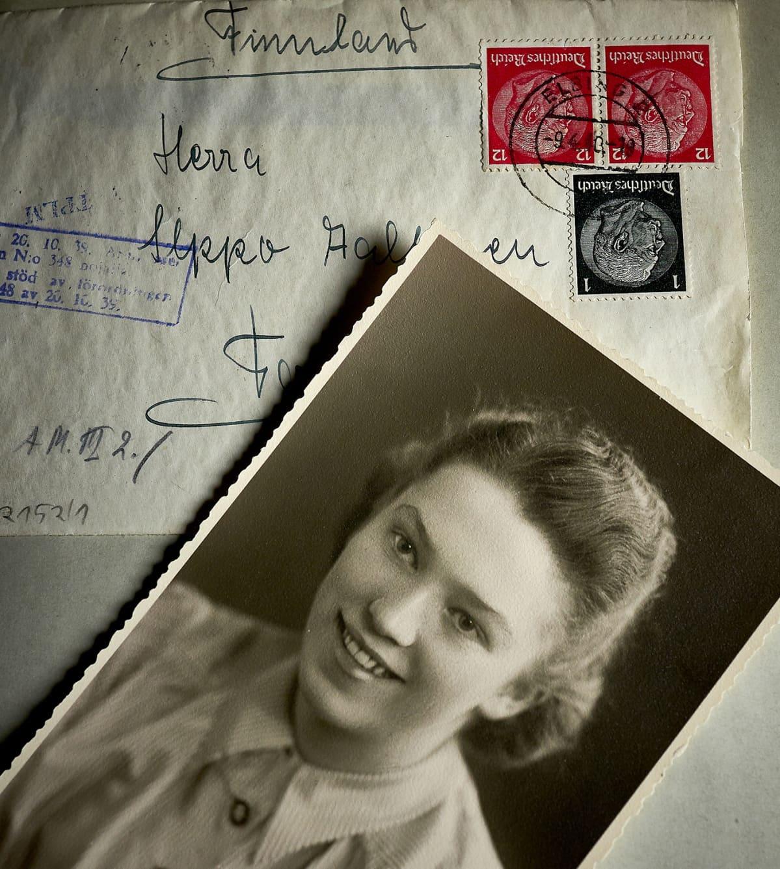 Neito ja kirje