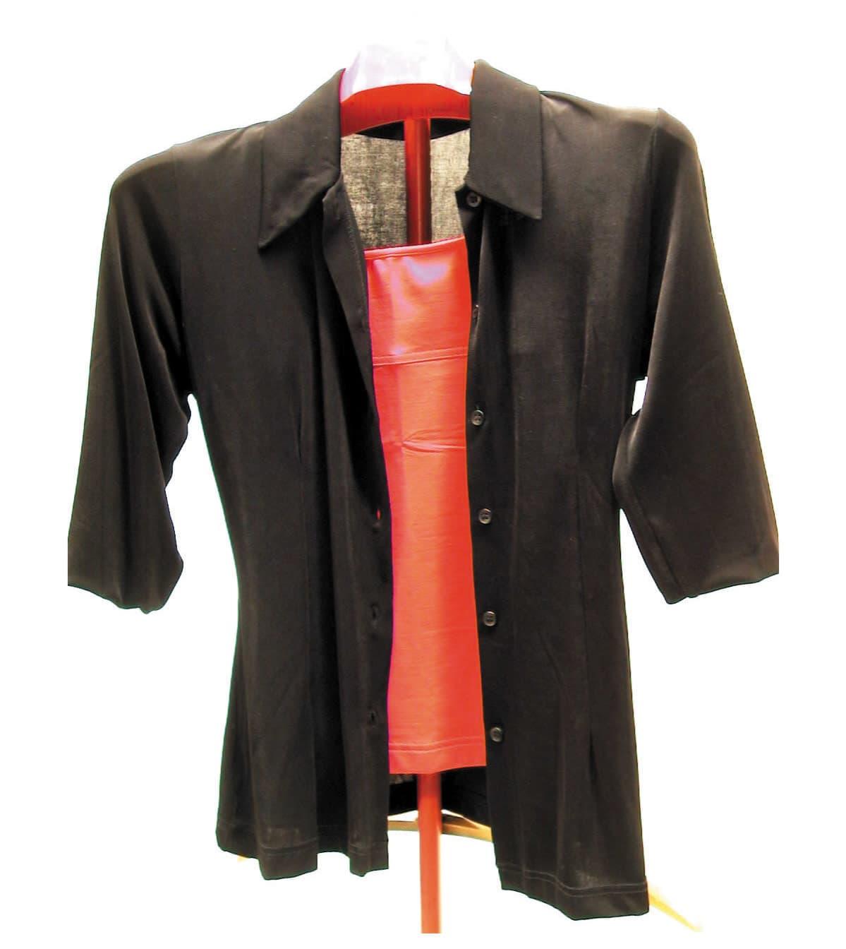 Tällaisia vaatteita Raisa Räisänen käytti katoamisiltana
