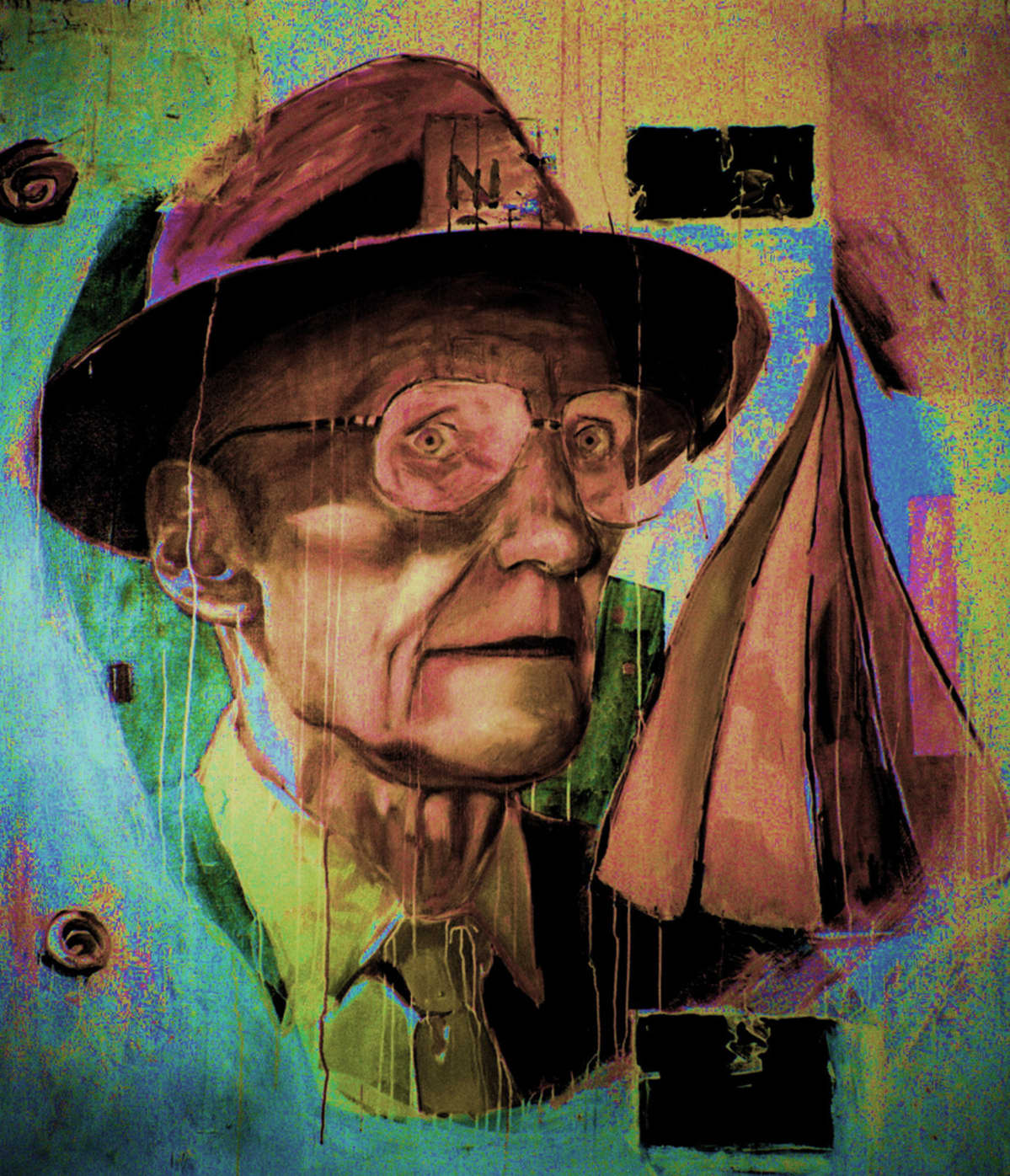 Christiaan Tonnis, William S. Burroughs