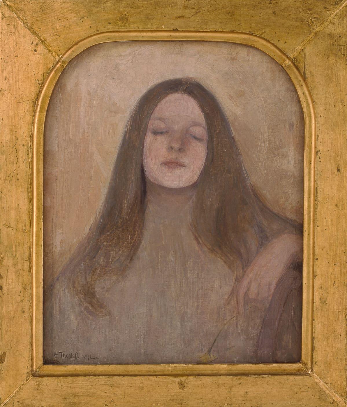 Ellen Thesleff, Thyra Elisabeth