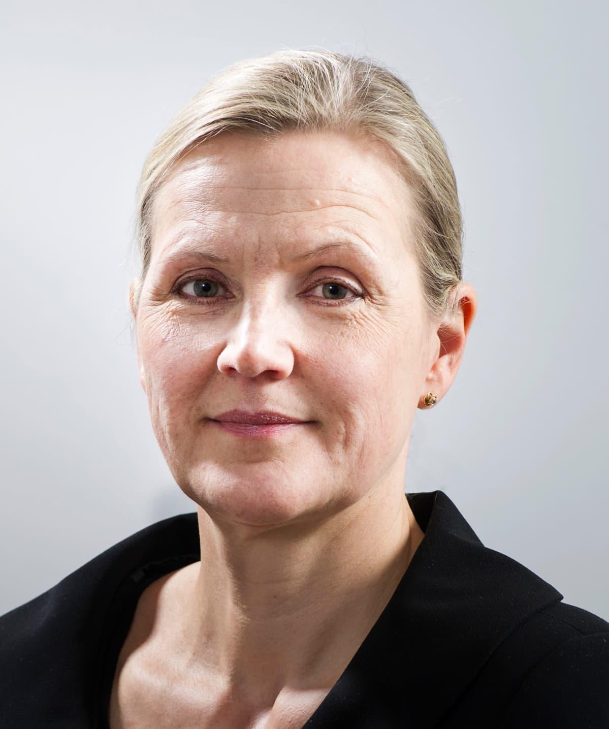 Ravitsemusterapian professori Ursula Schwab