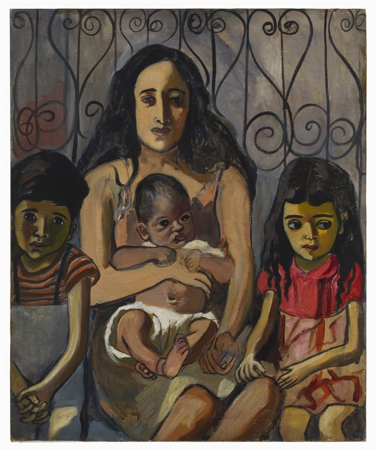 The Spanish Family (1943)