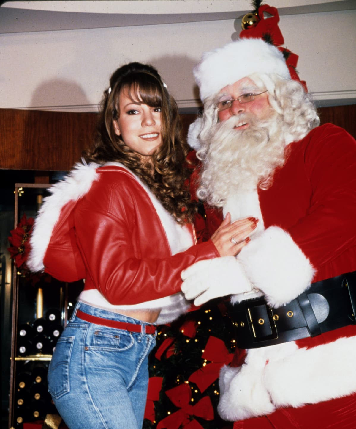 Mariah Carey vuonna 1994.