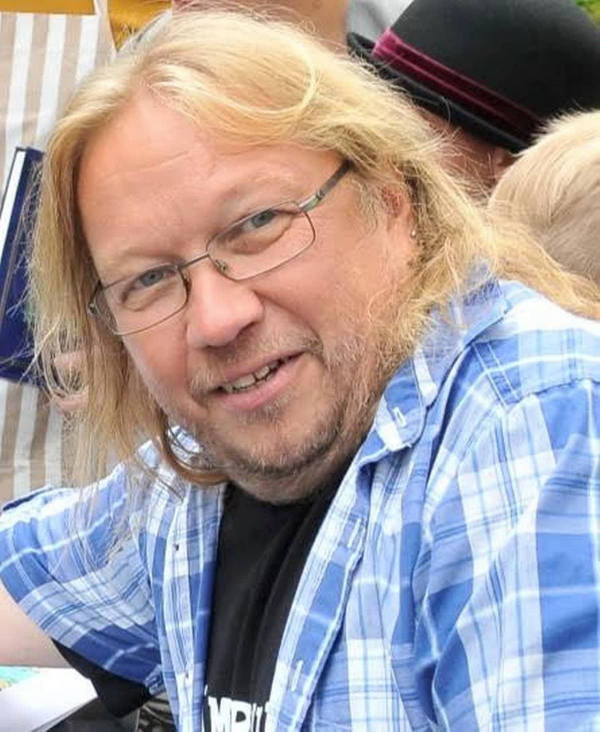 Pekka Karjalainen.