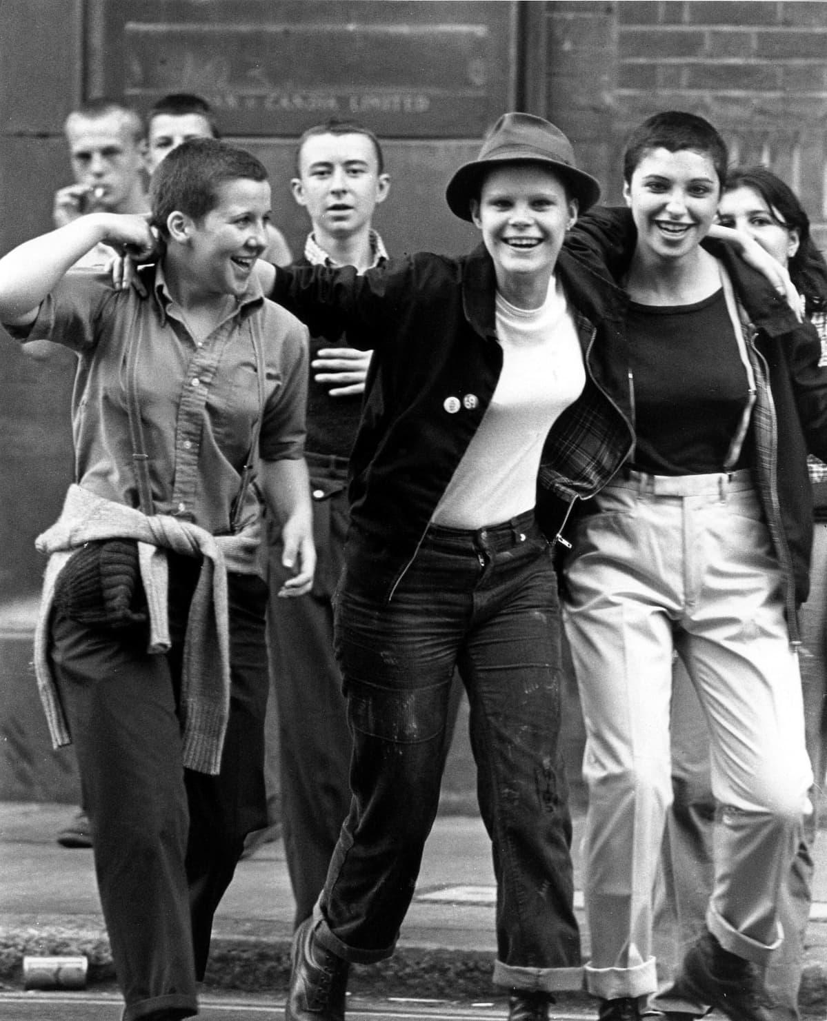 Punkkareita v.1975