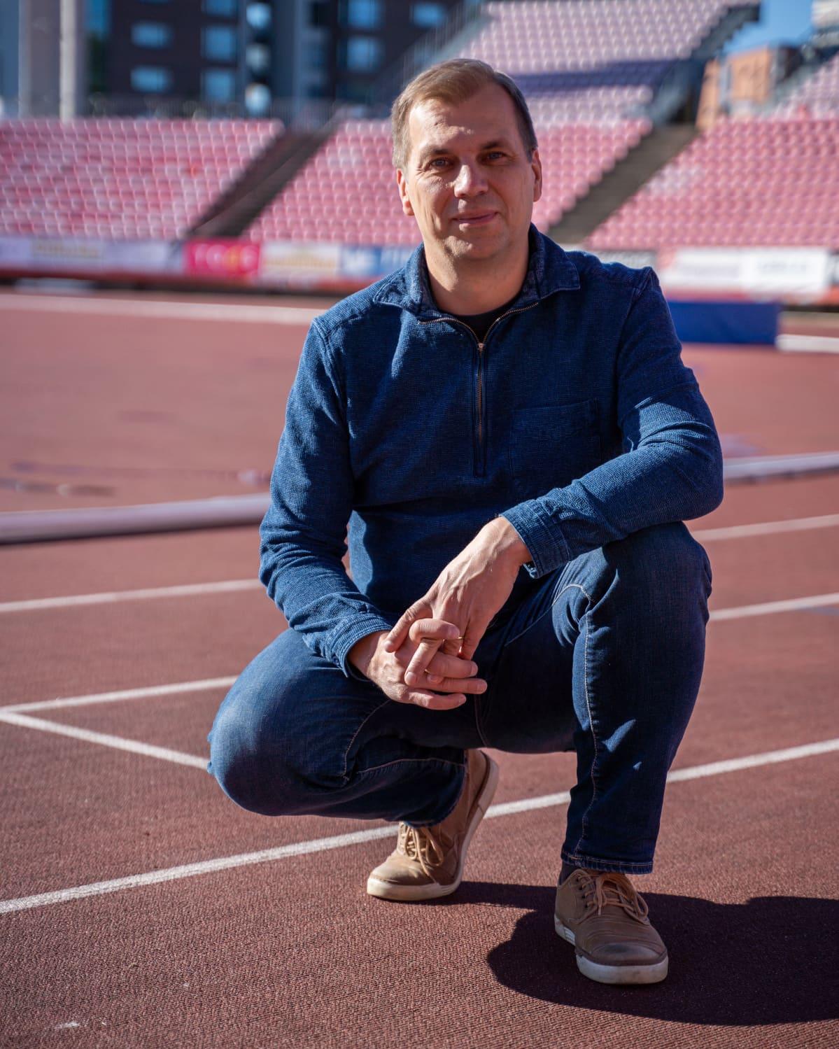 Jukka Hosio.