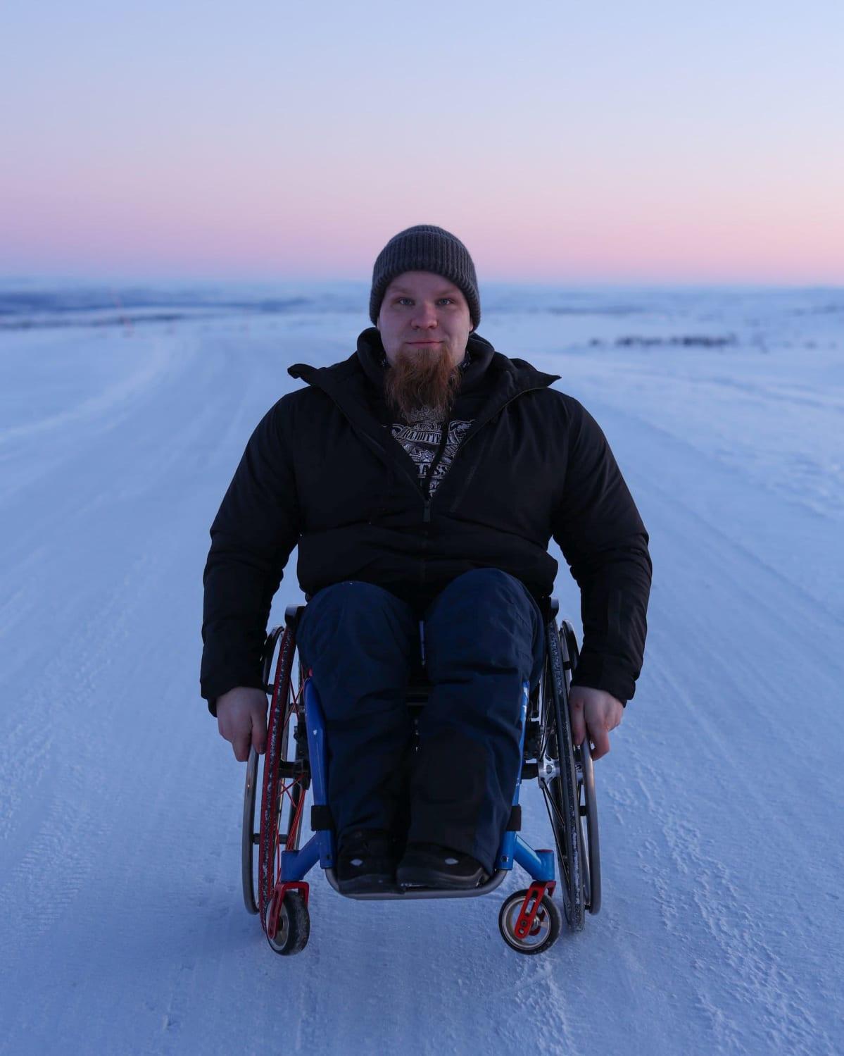 Aleksi Kirjonen Utsjoella