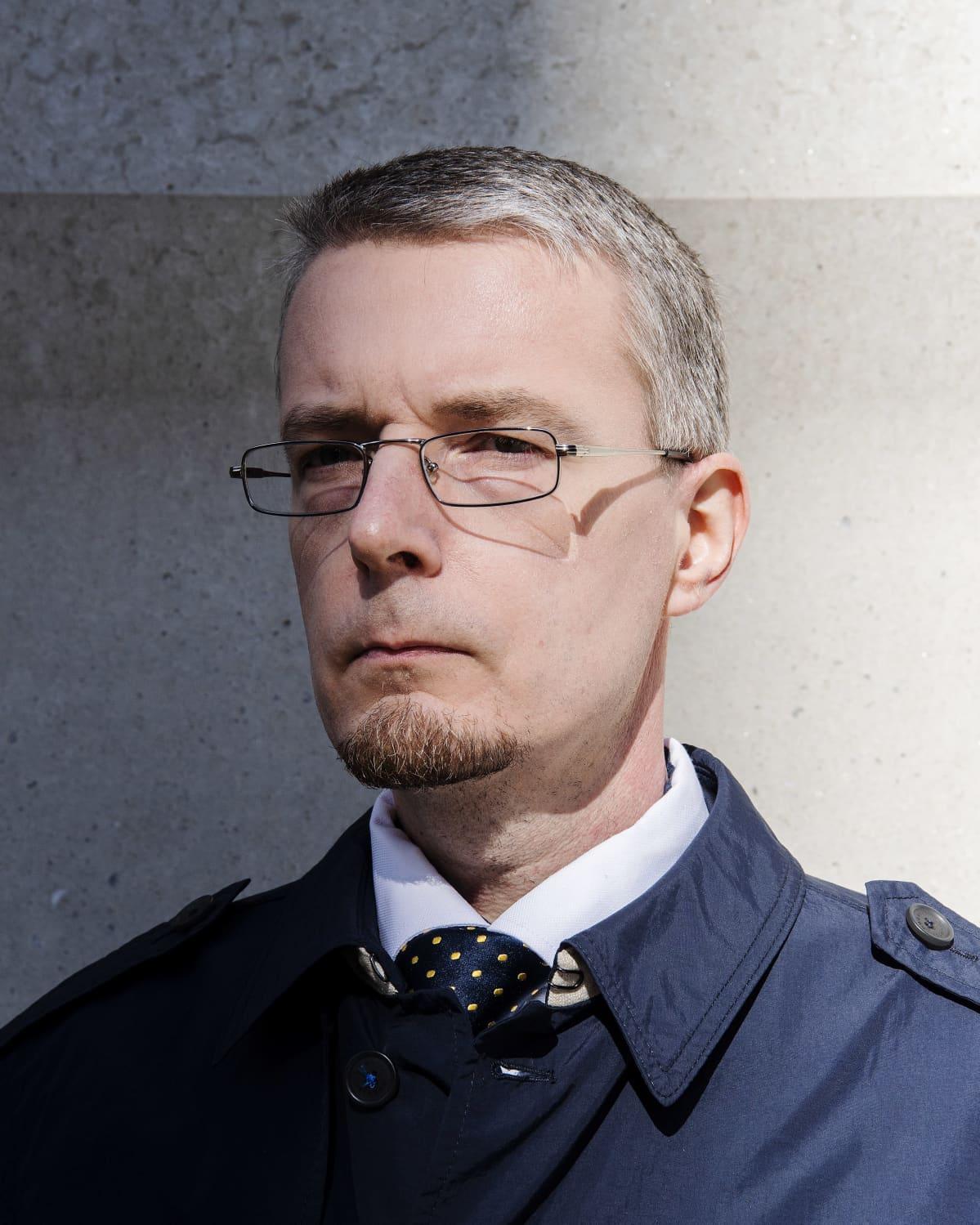 Itä-Suomen yliopiston julkisoikeuden professori Tomi Voutilainen.
