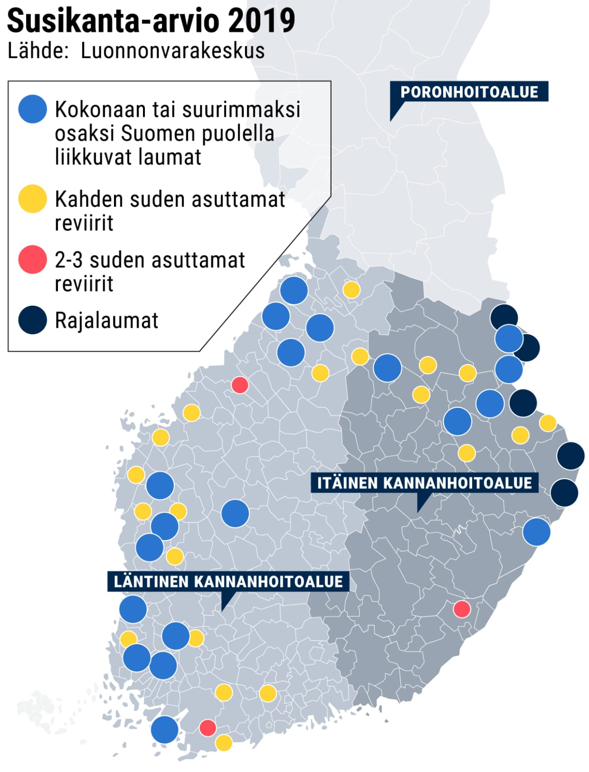 Infografiikka / kartta