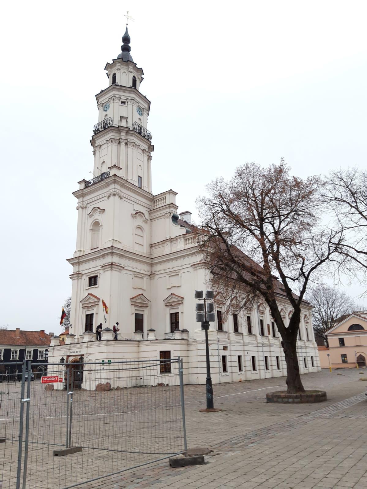Kaunasin raatihuone