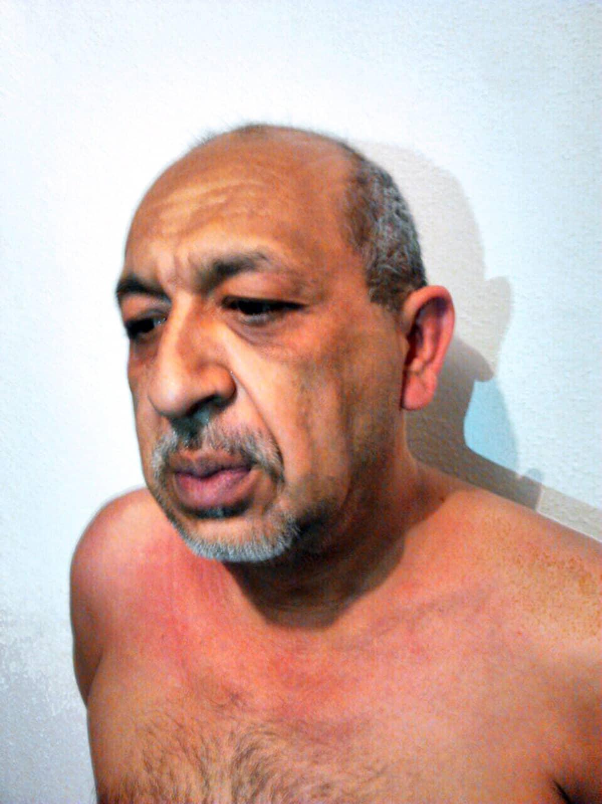 """""""La Tuta""""-nimellä tunnettu Servando Gómez Martínez."""