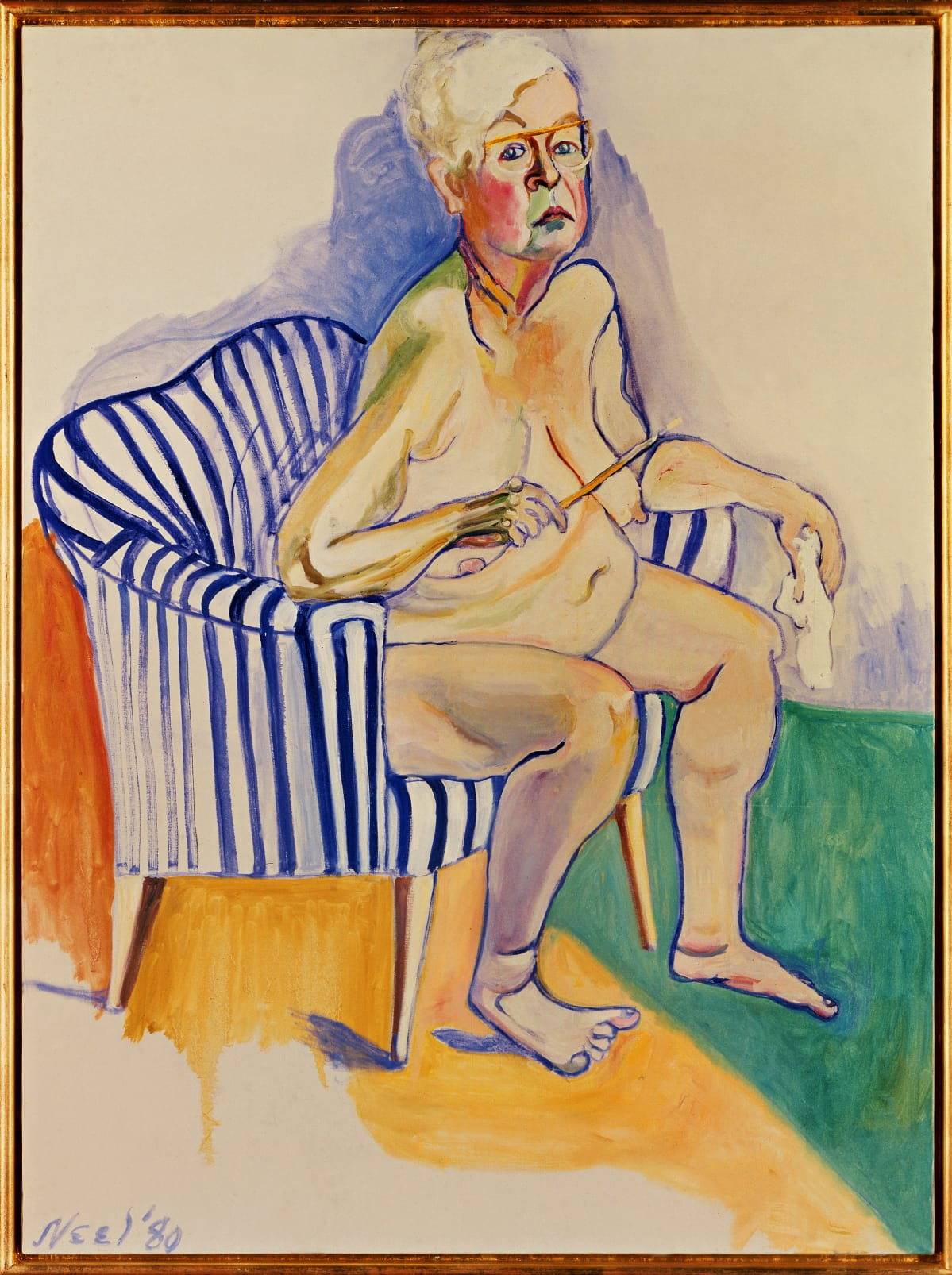 Self-Portrait (1980)