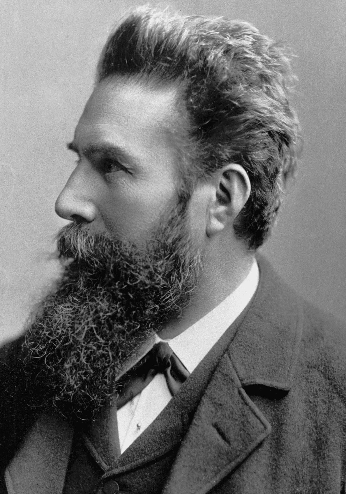 Wilhelm Konrad von Röntgen