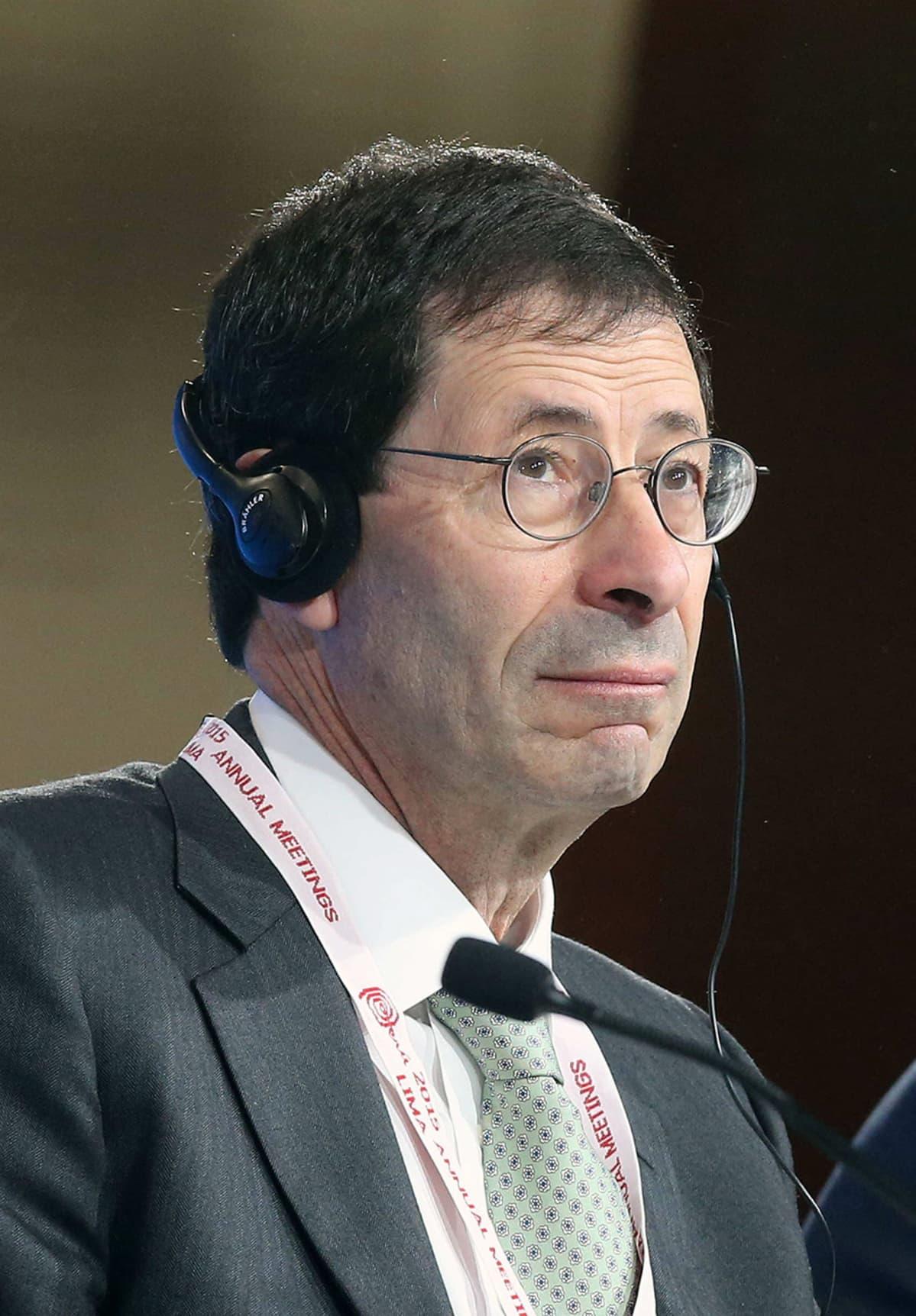 IMF:n pääekonomisti Maurice Obstfeld.