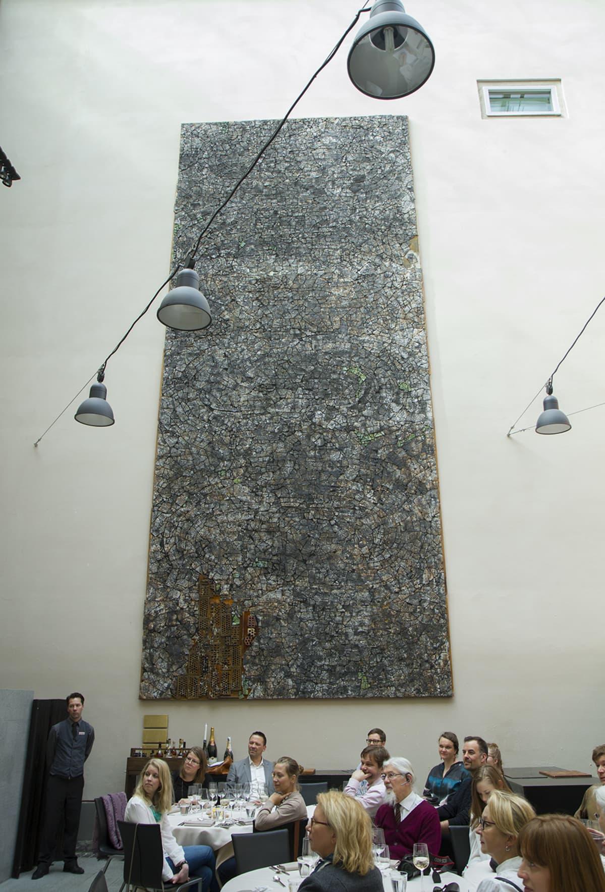 Pekka Paikkarin taideteos