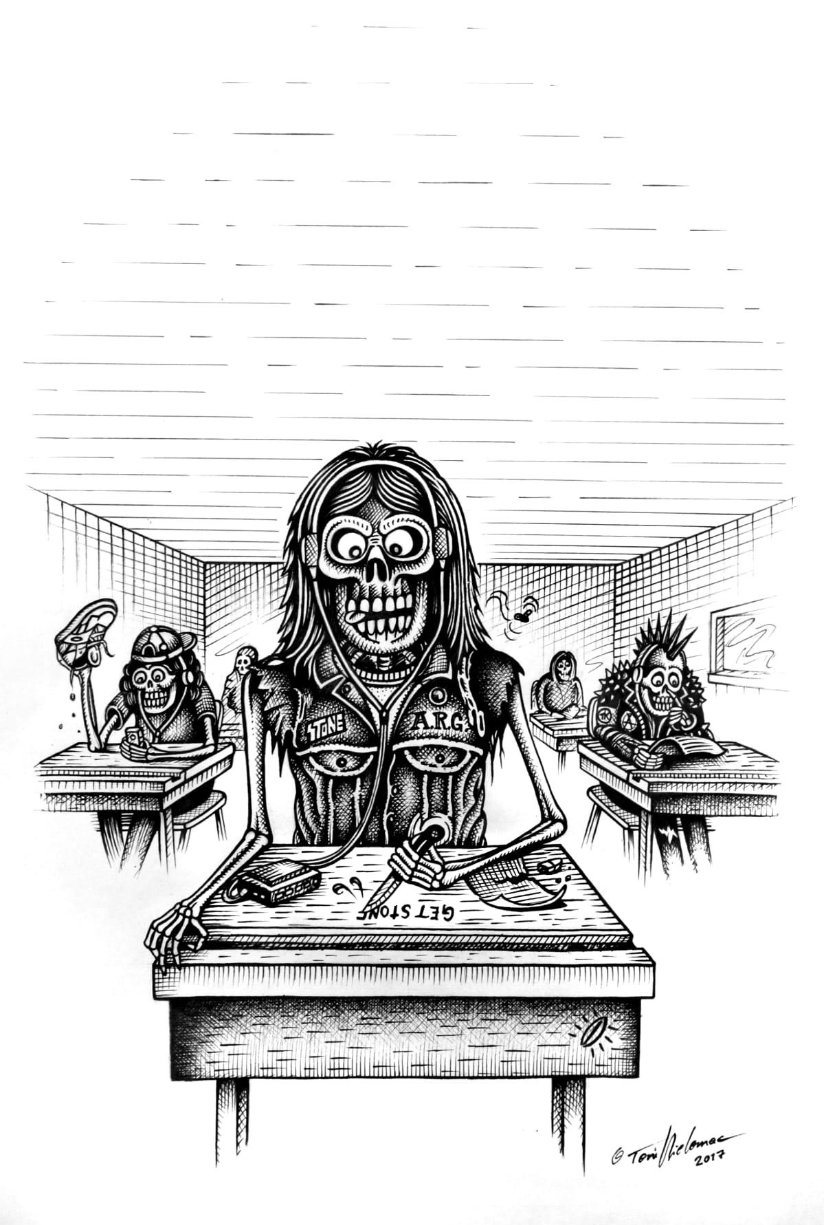 Rotting Ways to Misery, death metal, Toni Hietomaa