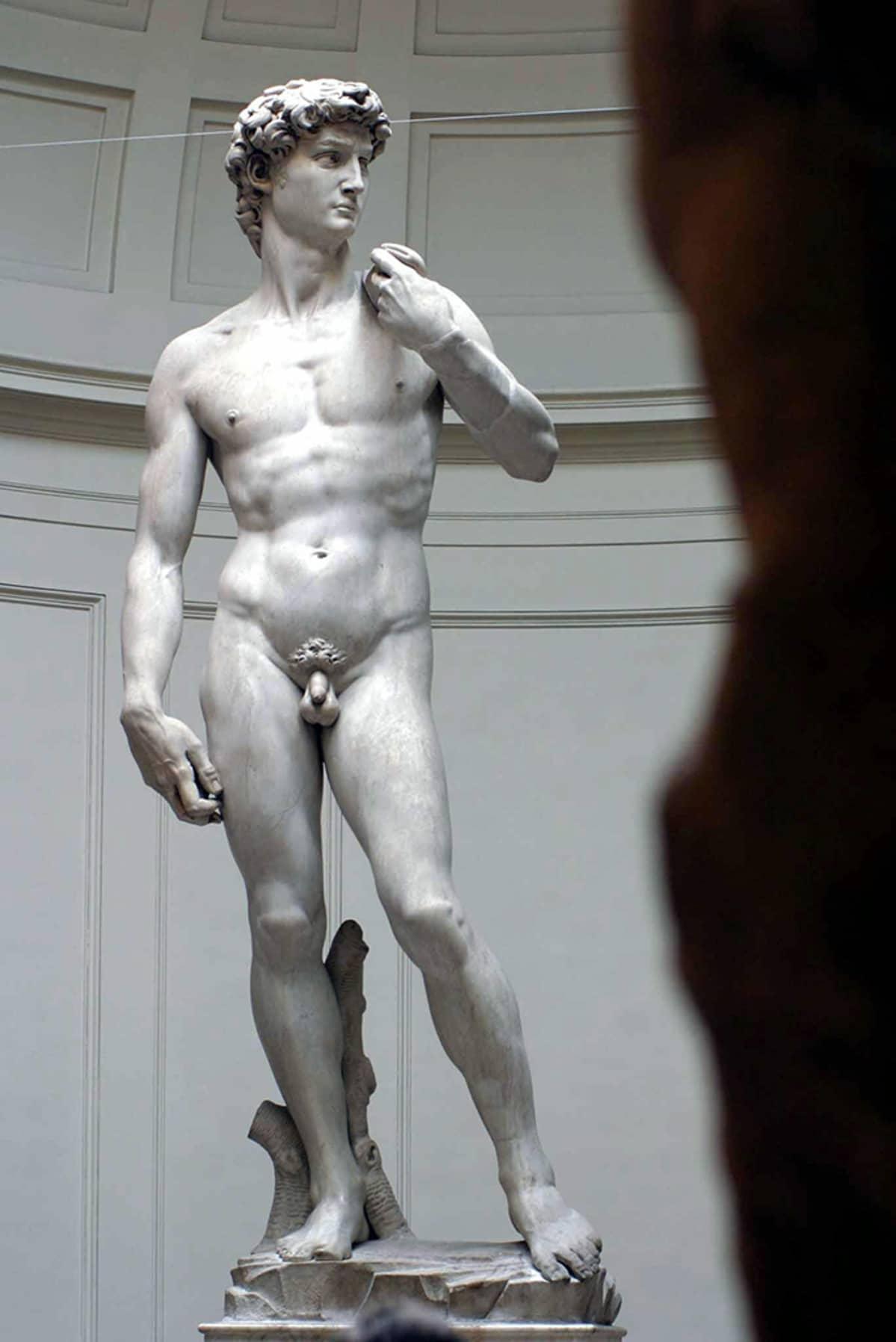 Michelangelon Daavid-patsas