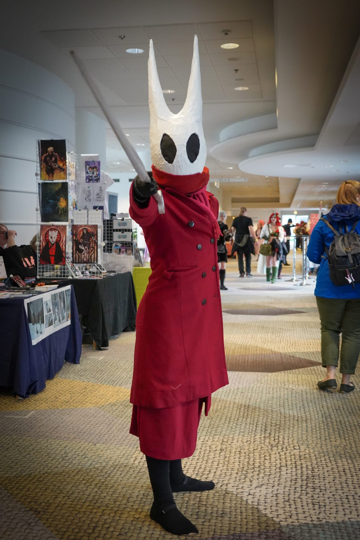 Hornet, Hollow Knight, Janne Sala, Popcult, cosplay