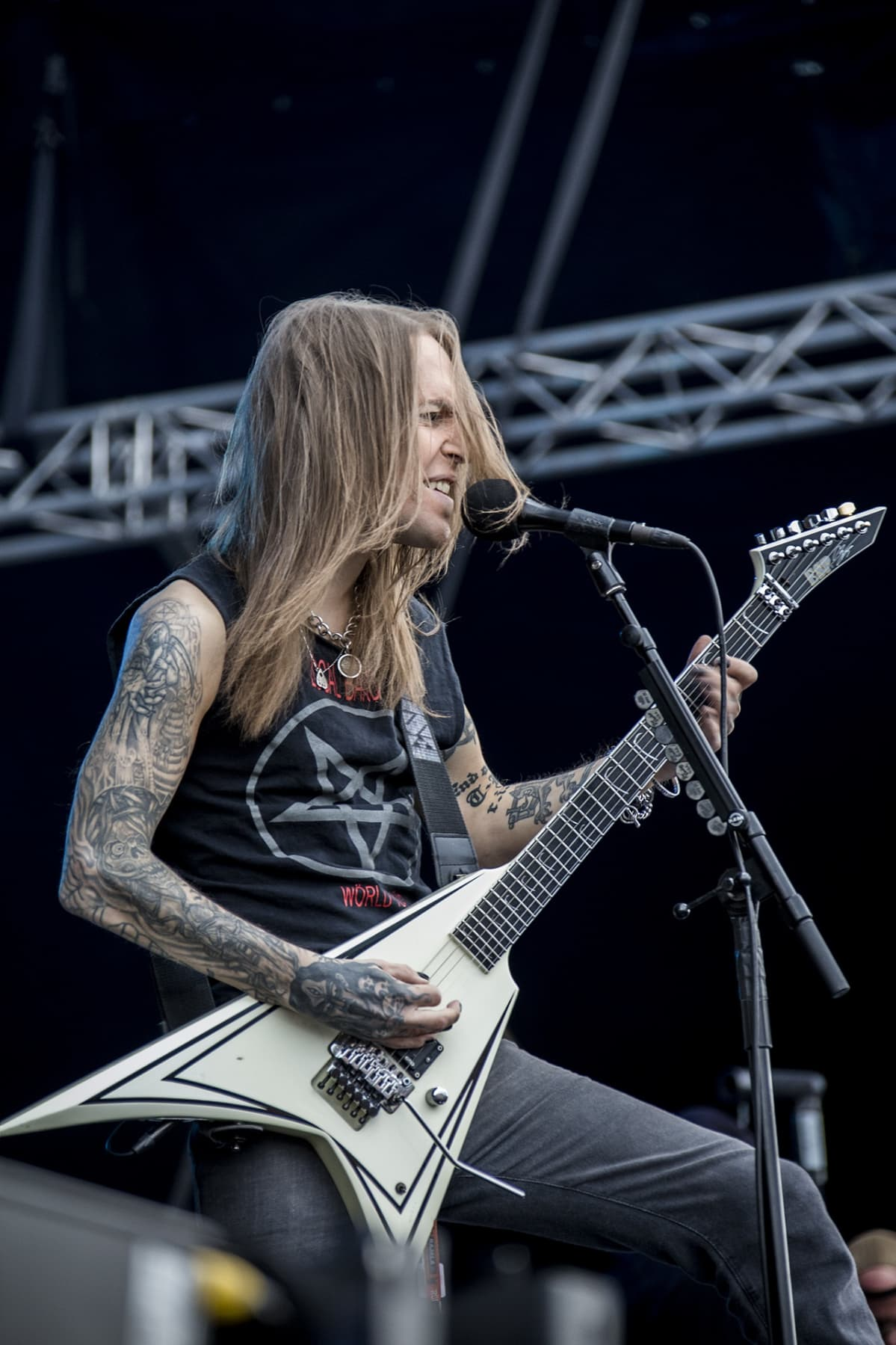 Rockfest, Children of Bodom, Alexi Laiho