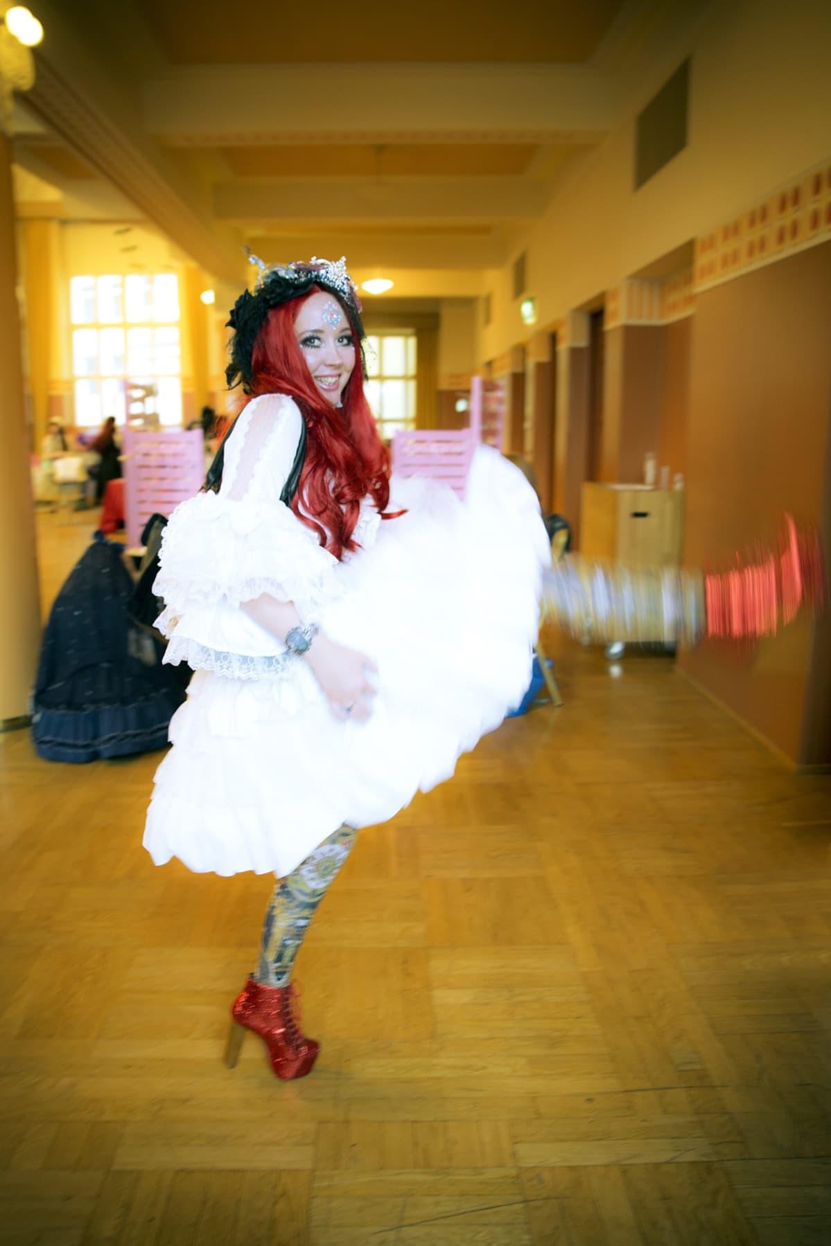 Freaky Angel, lolita, katumuoti