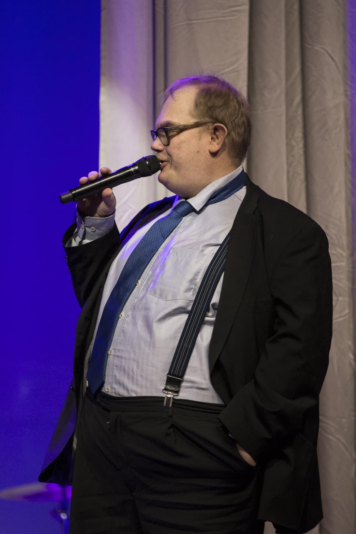 Sami Helle, kehitysvammainen, KeMuT