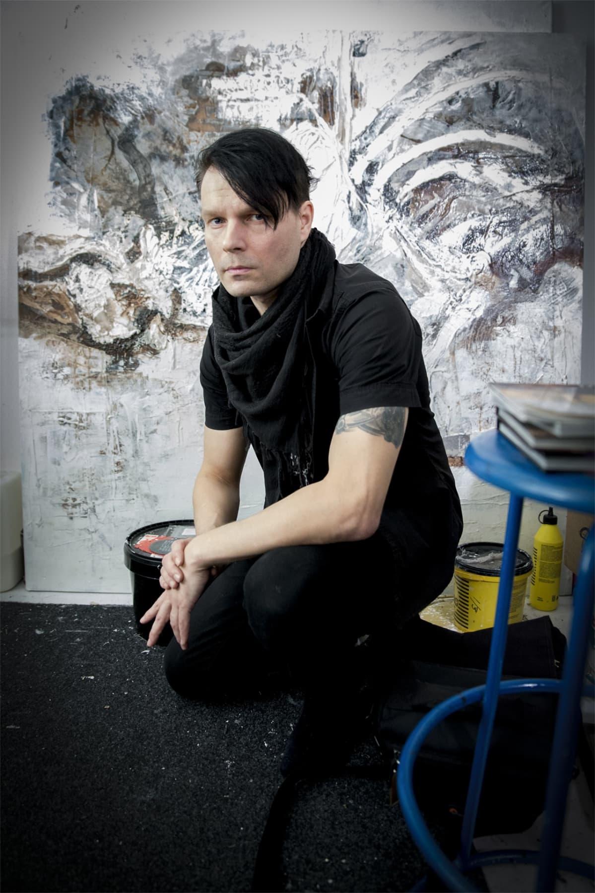 Sami Makkonen , sarjakuva